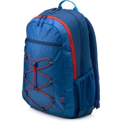 HP 15.6 Active Blue/Red Backpack -  BAG