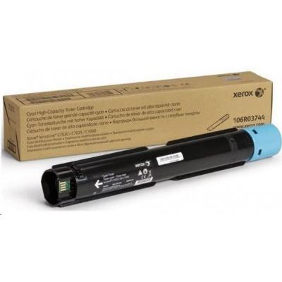 Xerox Cyan High Capacity Toner Cartridge pro VersaLink C70xx (9800str., cyan)