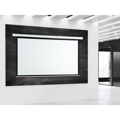"""Elektrické projekční plátno AVELI, 200x150 (4:3) 98"""""""