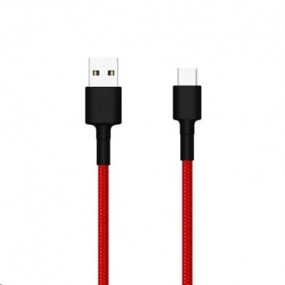 Xiaomi Mi Type-C Braided Cable, Red