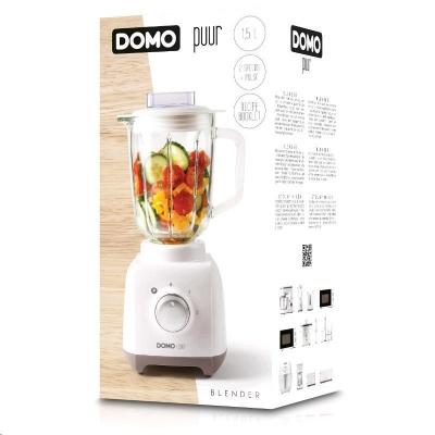 DOMO DO703BL Stolní mixér sklo