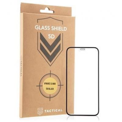 Tactical Glass Shield 5D AntiBlue sklo pro Apple iPhone 12 Mini Black