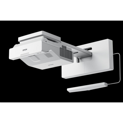 EPSON projektor EB-735Fi - 1920x1080, Full HD, 3600ANSI, HDMI, VGA, WiFi, Miracast, SHORT, 5 LET ZÁRUKA