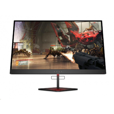 """LCD HP TN OMEN X 27 240Hz Gaming LED backlight AG; 27"""" matný;2 560 x 1 440;10M:1;400cd;1ms;HDMI,DP,poškozený obal"""