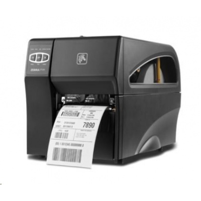 Zebra DT priemyselná tlačiareň ZT220, 203 DPI, RS232, USB, INT 10/100