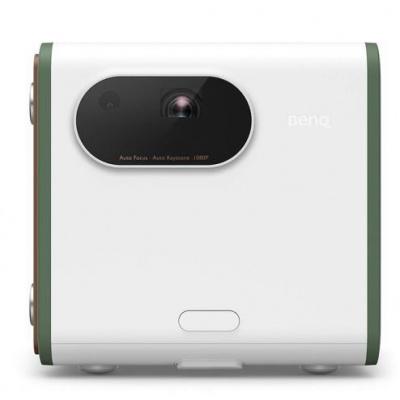 BENQ PRJ GS50 DLP, LED; 108P, 500 ANSI lumen; 100 000:1, HDMI, USB type C, Audio Out, Light,10W Chamber, android 9.0