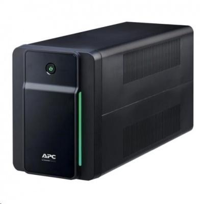 APC Back-UPS 1200VA, 230V, AVR, French Sockets (650W)