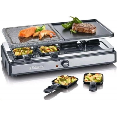 SEVERIN RG 2344 Raclette gril