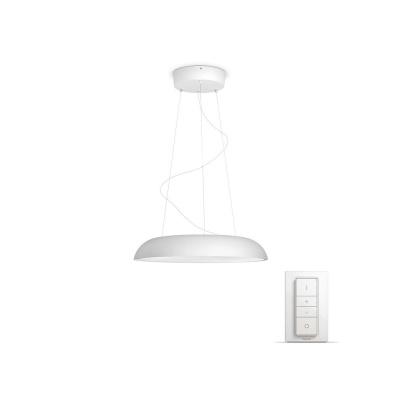 PHILIPS Amaze Závěsné svítidlo, Hue White ambiance, 230V, 1x39W integ.LED, Bílá