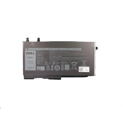 Dell Primary Battery - Lithium-Ion - 51Whr 3-cell