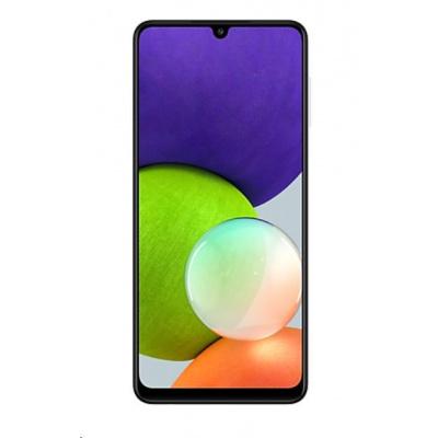 Samsung Galaxy A22 (A225), 128 GB, LTE, bílá