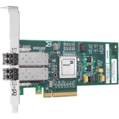 HP FCA 82B 8Gb Dual Channel PCI-e to Fibre Channel Host Bus Adapter