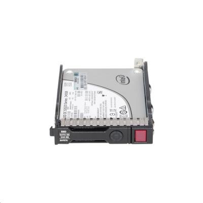 HPE 480GB SATA 6G Read Intensive SFF (2.5in) SC 3yr Wty Multi Vendor SSD