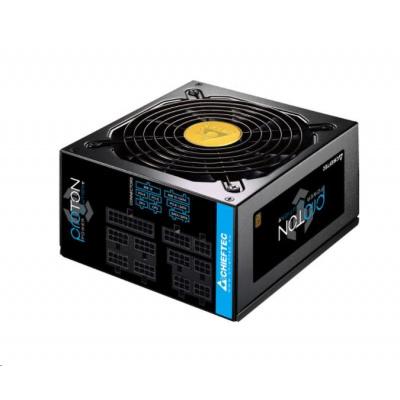 CHIEFTEC zdroj Proton, BDF-1000C, 1000W, 14cm fan, PFC, 80+ Bronze, Cable Management