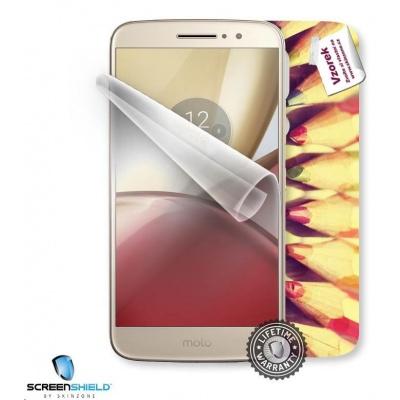 Screenshield fólie na displej + voucher (vč. popl. za dopr. k zákaz.) pro LENOVO Moto M XT1663