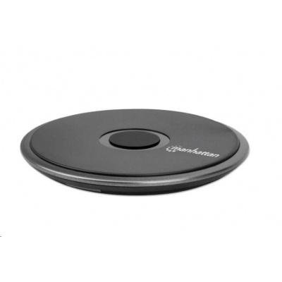 MANHATTAN nabíjecí podložka, Fast-Wireless Charging Pad – 10 W