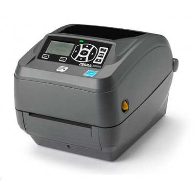 Zebra ZD500R, 8 dots/mm (203 dpi), RTC, RFID, ZPLII, multi-IF (Ethernet)