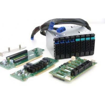 INTEL 2U Hot-swap Backplane Upgrade Kit with 4x NVMe SSD Support A2U44X25NVMEDK2