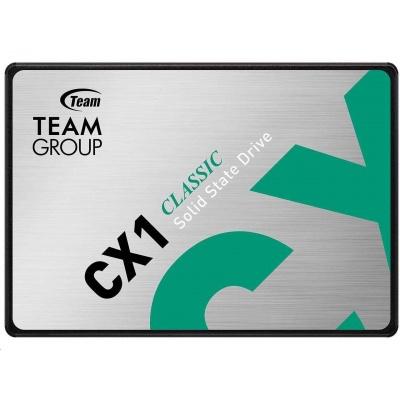 """Team SSD 2.5"""" 240GB CX1 (R:520, W:430 MB/s)"""