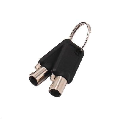 DICOTA Masterkey for Security Cable T-Lock Ultra Slim V2, 3x7mm slot
