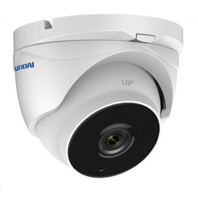 HYUNDAI analog kamera, 2Mpix, 25 sn/s, obj. 2,8-12mm (100°), HD-TVI, DC12V, IR 40m, IR-cut, WDR 120dB, 3DDNR, IP67