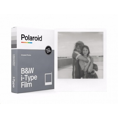 Polaroid B&W Film for I-TYPE