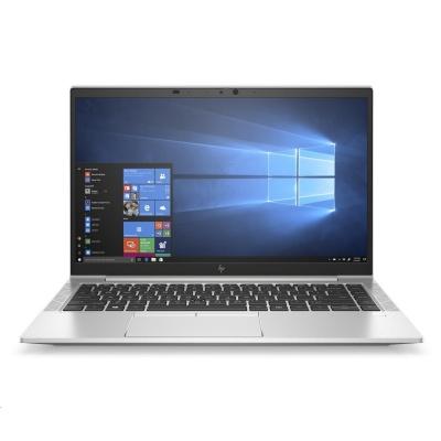 HP EliteBook 840 G7  i7-10710U 14 FHD UWVA 250, 8GB, 512GB, ax, BT, LTE, FpS, backlit keyb, Win10Pro