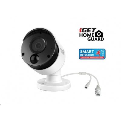 iGET HOMEGUARD HGNVK930CAM Přídavná PoE FullHD kamera k kamerovému systému iGET HGNVK85304, PoE napájení, IP66