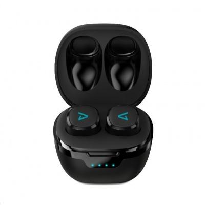 LAMAX Dots2 Wireless Charging - špuntová sluchátka s bezdrátovým nabíjecím pouzdrem