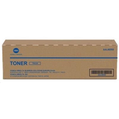 Minolta Toner TN-326, černý pro bizhub 308e, 368e (25k)
