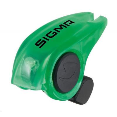 Sigma BRAKELIGHT zelená / zadní brzdové světlo