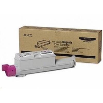 Xerox Inkoustový zásobník objemu 220ml Dye, purpurová (Magenta) pro 7142 Bowfin