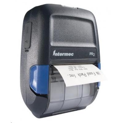 Honeywell PR2, USB, BT (iOS), 8 dots/mm (203 dpi), MSR, CPCL + zdroj