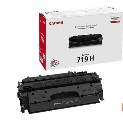 Canon LASER TONER black CRG-719H (CRG719H) 6 400 stran*