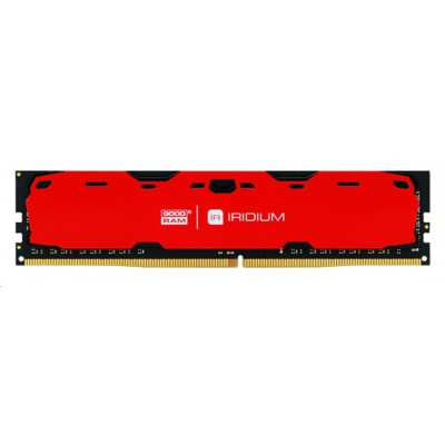 DIMM DDR4 16GB 2400MHz CL15 (Kit 2x8GB) GOODRAM IRDM, red