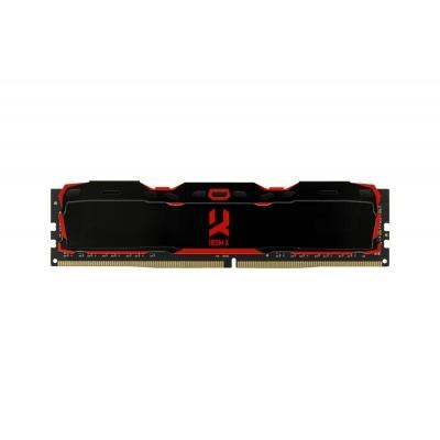 DIMM DDR4 16GB 3000MHz CL16 SR GOODRAM IRDM, black