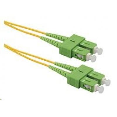 Solarix Patch kabel 9/125 SCapc/SCapc SM OS 1m duplex SXPC-SC/SC-APC-OS-1M-D