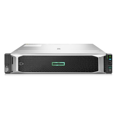 HPE PL DL180g10 4208 (2.1G/8C/11M/2400) 1x16G P816i-a 12LFF 500W1/2 2x1Gb riser NBD333 EIR 2U
