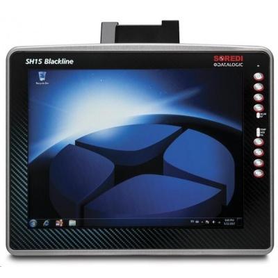 Datalogic SH15 Blackline, 110-230 VAC, USB, RS-232, BT, Ethernet, Wi-Fi, 10 IoT Enterprise