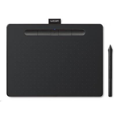 Wacom Intuos M Bluetooth Black - grafický tablet