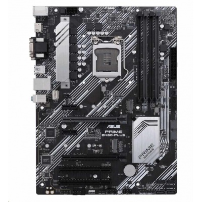 ASUS MB Sc LGA1200 PRIME B460-PLUS, intel B460, 4xDDR4, VGA