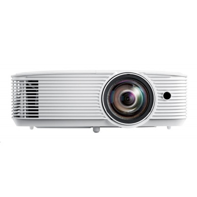 Optoma projektor HD29HST  (DLP, FULL 3D, 1080p, 4000 ANSI, 50 000:1, 2x HDMI, VGA, 10W speaker)