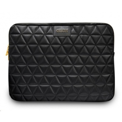 """Guess Quilted Obal pro Notebook 13"""" Black"""
