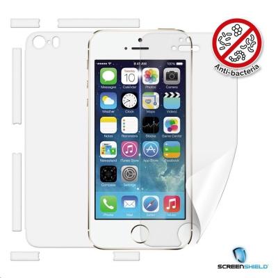 Screenshield fólie na celé tělo Anti-Bacteria pro APPLE iPhone 5S