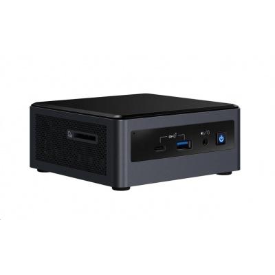 Intel NUC 10i7FNHJA - Barebone i7/8GB RAM/1TB HDD/Bluetooth 5.0/Win10Home/bez kabelu - mini PC