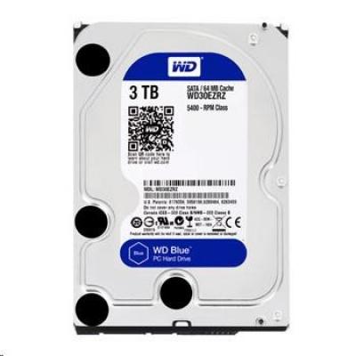 WD BLUE WD30EZAZ 3TB SATA/600 64MB cache 5400 ot.