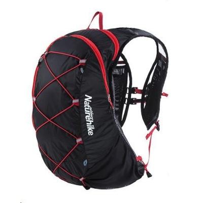 Naturehike běžecký batoh 15l 390g - černý