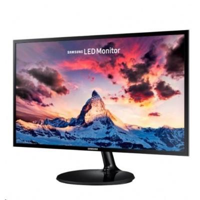 """SAMSUNG MT LED LCD 27"""" S27F350 - plochý, FullHD, PLS, 1920 x 1080, 16:9, 4ms, HDMI, D-Sub"""