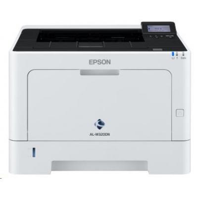 EPSON tiskárna laserová čb WorkForce AL-M320DN,A4,40ppm,1GB,USB 2.0,LAN