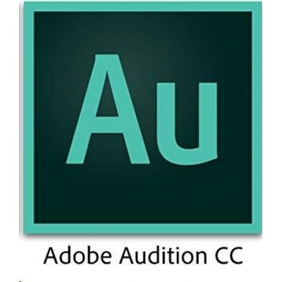 ADB Audition CC MP EU EN ENTER LIC SUB RNW 1 User Lvl 3 50-99 Month